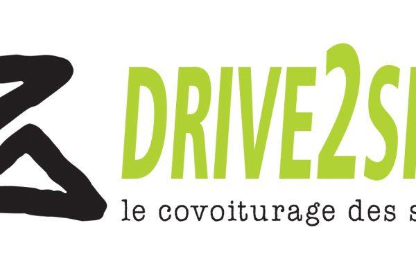logo drive2spot fond blanc
